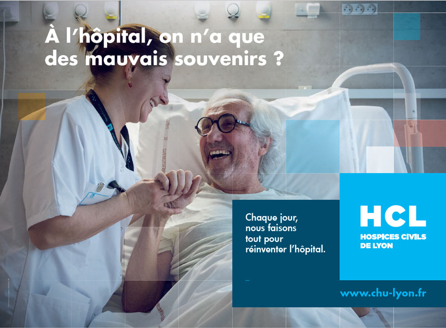 À l'hôpital, on a que des mauvais souvenirs ?