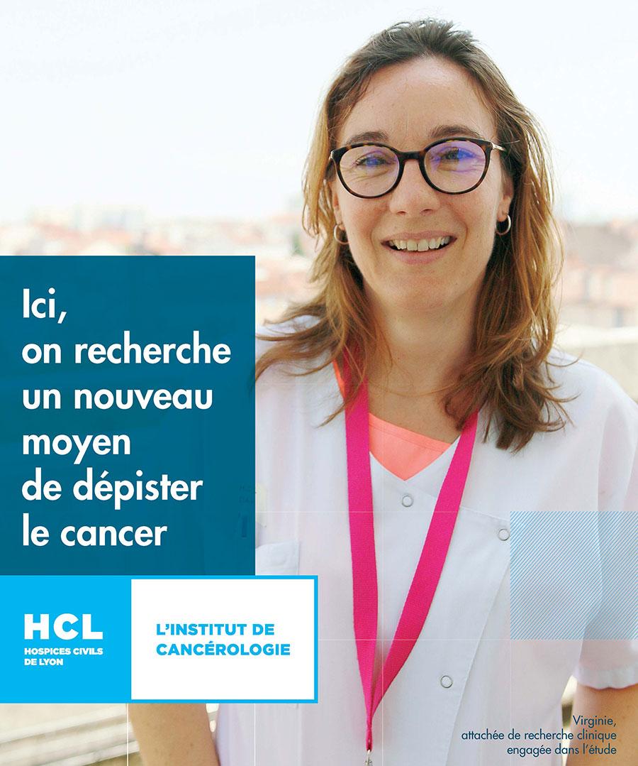 L'étude ONCOPRO est une étude scientifique promue par les Hospices Civils de Lyon qui vise à évaluer l'utilité d'un nouveau test sanguin appelé Progastrine, dans le diagnostic du cancer et le suivi de l'efficacité des traitements