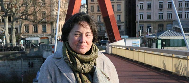 Brigitte Volta-Paulet, patiente-coordonnatrice des HCL