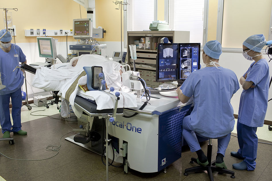 la révolution des ultrasons focalisés