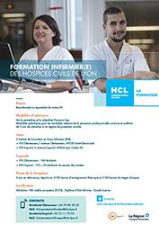 Ecoles et instituts de formation paramédicales des Hospices Civils de Lyon