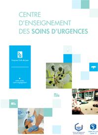 Plaquette de présentation du Centre d'enseignement des soins d'urgences