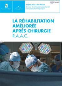 La réhabilitation améliorée après chirurgie / RAAC