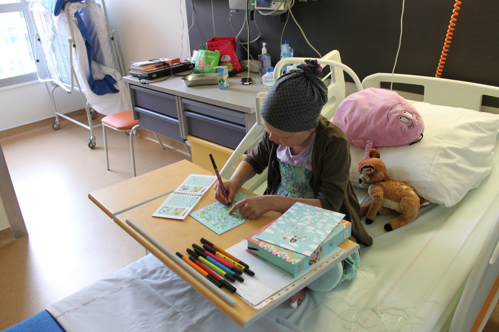 L'Institut d'Hématologie et d'Oncologie Pédiatrique (IHOPe) est l'un des premiers instituts européens pour le traitement et la recherche sur les cancers et les maladies du sang de l'enfant et de l'adolescent