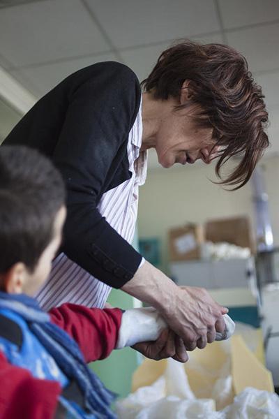 Enfants atteints d'une déficience : comment acquérir une plus grande autonomie ?