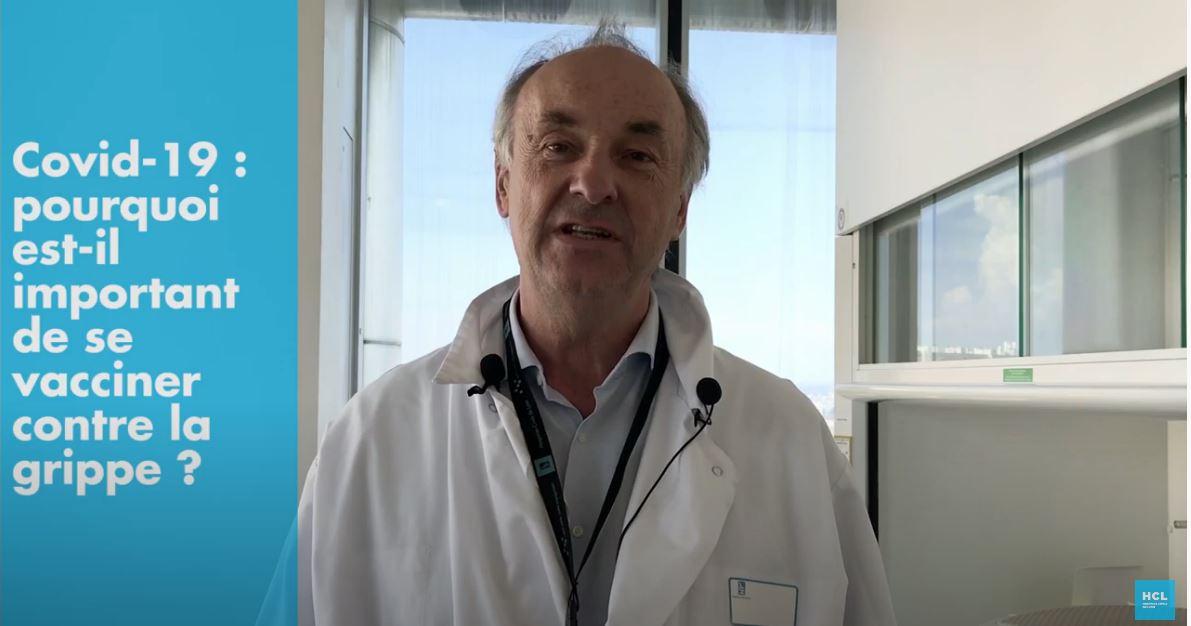 Covid-19 : pourquoi est-il important de se vacciner contre la grippe ?