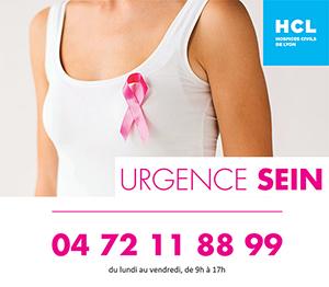 Urgence sein HCL : 04 72 11 88 99