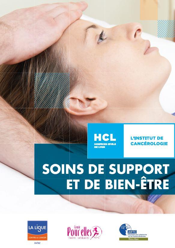 Cancer, les soins de bien-être aux HCL