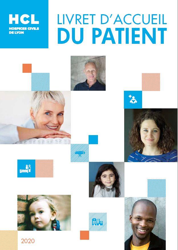 Livret d'accueil du patient - Hospices Civils de Lyon