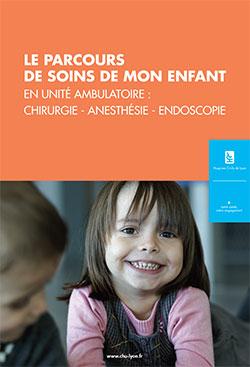 Parcours de soin enfant en unité ambulatoire aux HCL