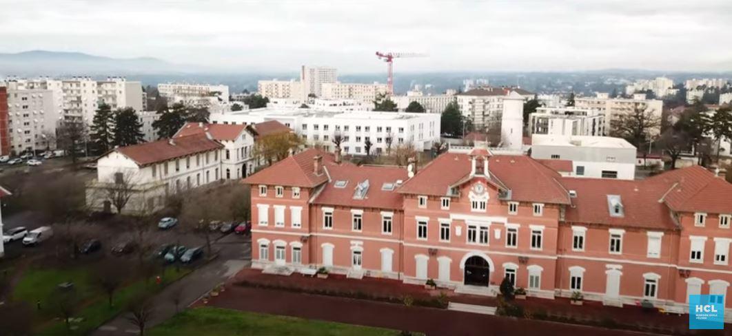 Découvrez le nouveau pavillon Philomène Magnin de l'hôpital Pierre Garaud